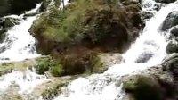 九寨沟的水