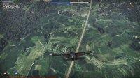 飞机世界 高速降落 Bf 109 G2 接近500速度抢机场