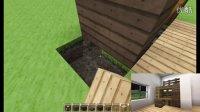 弥奈建筑【我的世界 Minecraft 书桌床组合】