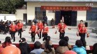 合肥大兴女子堂鼓队―钢南社区演出广场舞《张灯结彩》