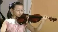 林朝阳小提琴教程 106准备练习