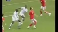 瑞士快刀巴内塔进球过人视频