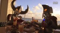 【混迹上传】【泰罗奥特曼一家夏威夷奥胡岛篇】第2集:风味美食