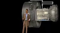 涡轮风扇发动机是怎样工作的