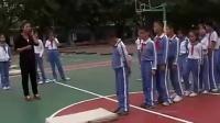 小学四年级体育优质课展示【前滚翻】__洪老师. 课堂实录 教学视频