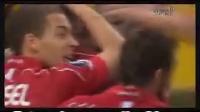 联盟杯小组赛第二轮 标准列日(比利时) 1比0 塞维利亚