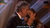 mugtv Andrea Bocelli  Jennifer Lopez - Quizas, Quizas, Quiz