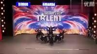 英国达人 冠军 Diversity-初赛