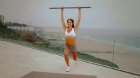 【Gymra】使用形体棒健身,拥有比基尼身材