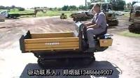 洋马Yanmar C10R履带翻斗车