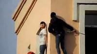 农安  县委 工行 对面 女孩 跳楼