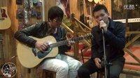 南京小声指弹吉他现场伴奏《爱的就是你》