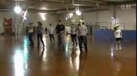24 X 24 COUNTRY LINE DANCE