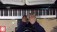 有谁知道我的忧愁—约翰.汤普森简易钢琴教程第一册