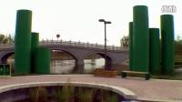 浐灞国家湿地公园 风景欣赏 音乐 女子水晶乐坊