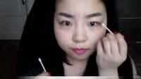 卸妆手法分享