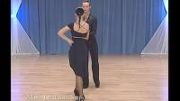 ,拉丁舞教学 斯拉维克-卡瑞纳 经典基本步 教学