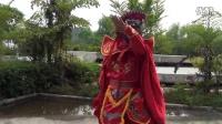 师宗县丹凤镇迷恋歌舞团文艺节目《变脸》