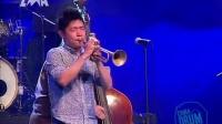 2013北京国际鼓手节首场音乐会2.李晓川四重奏表演2