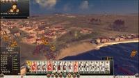罗马2全面战争汉尼拔DLC传奇难度罗马战役(第一期:叙拉古)