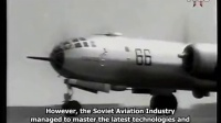 苏联制造(俄语英字)Tu-4 远程轰炸机