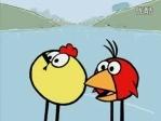 英文原版动画小鸟趣事多第一季_11A_The_Perils_of_Peep_and_Chirp