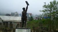 边防13团参战老兵隆重纪念对越自卫反击战胜利35周年