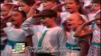 童声版美国五大武装力量军歌合唱