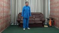 杨氏太极拳108式小快架与115式大架的不同之处(第一段)