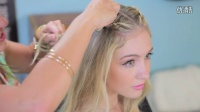 Double Dutch Lace Braids - Back-to-School Hairstyles