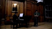 2013 - 2014 Two Concerts in Cambridge - Jinfeng LI