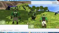 kbengine 服务端引擎大规模群体同步 (ogre, unity3d)演示