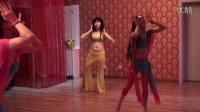 芭蕾风肚皮舞