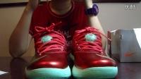第三期mcnelson球鞋review - KD VI Christmass KD6!
