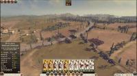 罗马2全面战争汉尼拔DLC传奇难度罗马战役(第二集:南意大利)