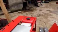 豪悍增程器前置式安装视频