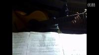 """吉他-""""月半小夜曲"""""""