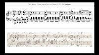 莫扎特C大调第一号钢琴奏鸣曲 K.279