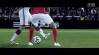梅西阿迪达斯足球2014世界杯广告