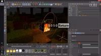 Minecraft Cinema 4D 光照物品预设的使用