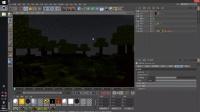 Minecraft Cinema 4D 天空预设的使用