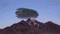 和军机比起来这个ufo太震撼了外星文明
