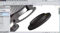 《SolidWorks 2014 实用教程》33.2 实例15—减速机装配体设计(2)