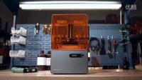 Introducing the Form 1 HD 高精度桌面3D打印机