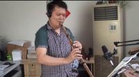 管子先生洞箫视频清吹《平湖秋月》