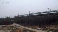 2014-07-07 西黄线 福州 - 北京西 Z60次通过白盆窑线路所 南局南段HXD1D-0019