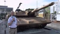 2014欧洲防务展:德国莱茵金属公司MBT主战坦克