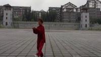 豆豆F2:青城18式太极拳(3:20)