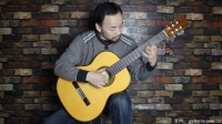 吉他之声 桑托斯吉他 Song toos 010 古典吉他