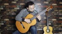吉他之声 桑托斯吉他 Song toos 020 古典吉他